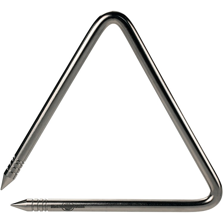 Black Swamp Percussion Artisan Triangle Steel 8 Inch