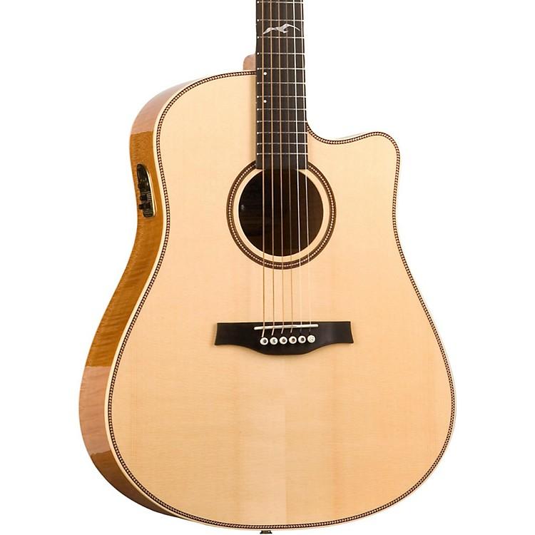 SeagullArtist Cameo CW QII Acoustic-Electric GuitarNatural