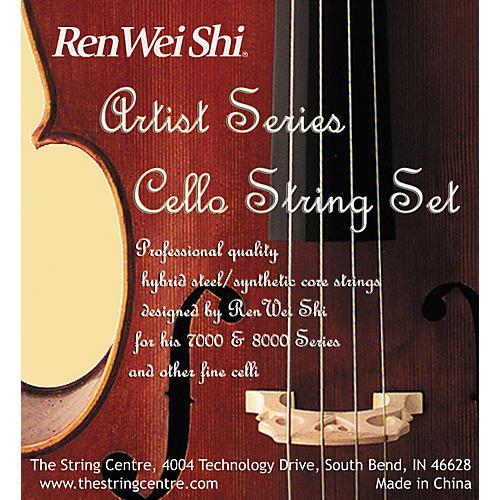 Ren Wei Shi Artist Cello String Set 4/4 size set