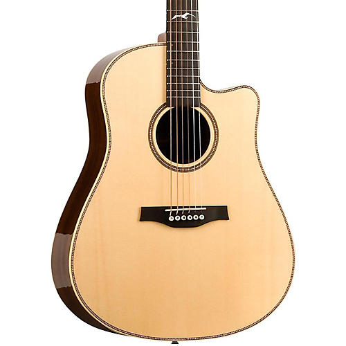 Seagull Artist Peppino Signature CW Acoustic Electric Guitar