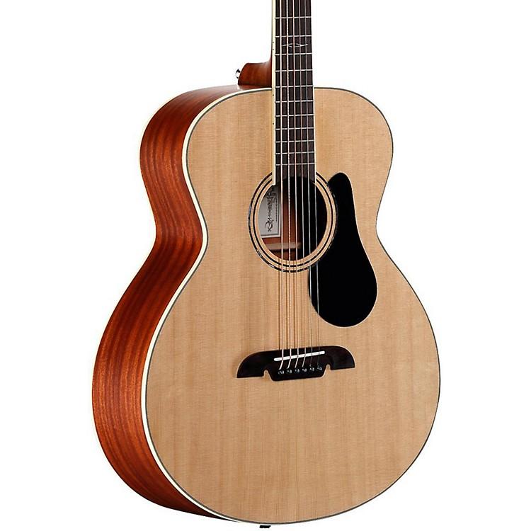 AlvarezArtist Series ABT60 Baritone GuitarNatural