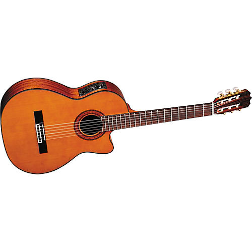 Alvarez Artist Series AC60SC Classical Acoustic-Electric Cutaway