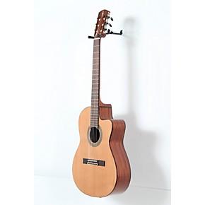 open box alvarez artist series ac65hce classical hybrid acoustic electric guitar musician 39 s friend. Black Bedroom Furniture Sets. Home Design Ideas