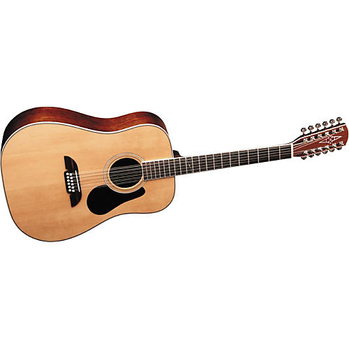 Alvarez Artist Series AD60S-12 Dreadnought 12-String Acoustic Guitar-thumbnail