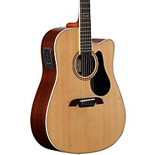 Open Box Alvarez Artist Series AD70CE Dreadnought Acoustic-Electric Guitar