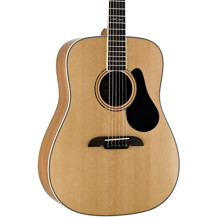 Alvarez Artist Series AD90 Dreadnought Guitar Natural