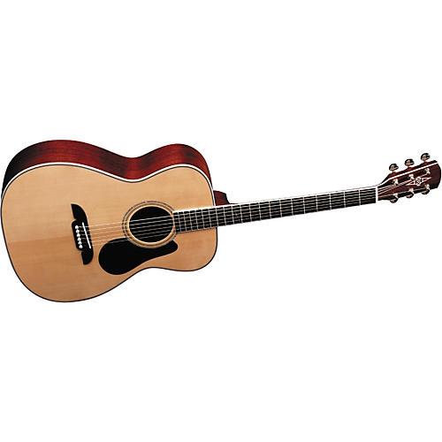 Alvarez Artist Series AF60S Grand Concert Acoustic Guitar-thumbnail