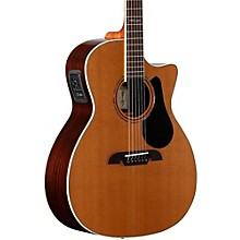 Open Box Alvarez Artist Series AG75CE Grand Auditorium Acoustic-Electric Guitar