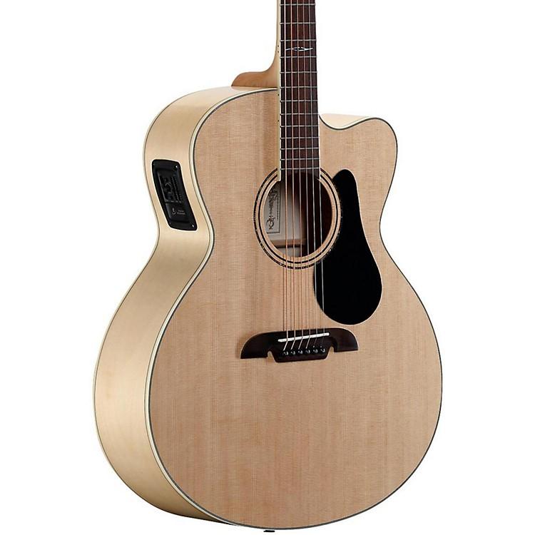 AlvarezArtist Series AJ80CE Jumbo Acoustic-Electric GuitarNatural
