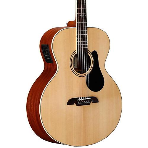 Alvarez Artist Series Acoustic-Electric Baritone Guitar-thumbnail