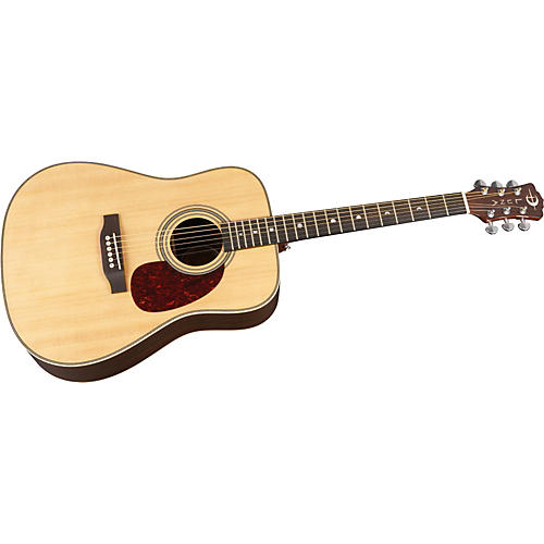 Luna Guitars Artist Series Classic Dreadnought Acoustic Guitar