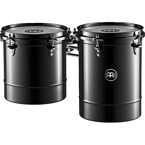 Meinl Artist Series Dave Mackintosh Attack Timbales BLACK NICKEL 8x9 inch and 8x11 inch