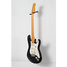 Fender Artist Series Eric Johnson Stratocaster Electric Guitar Level 2 Black, Maple Fretboard 888366042731
