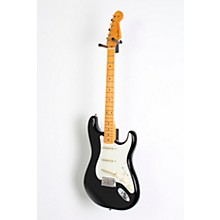Fender Artist Series Eric Johnson Stratocaster Electric Guitar Level 2 Black, Maple Fretboard 888366059333