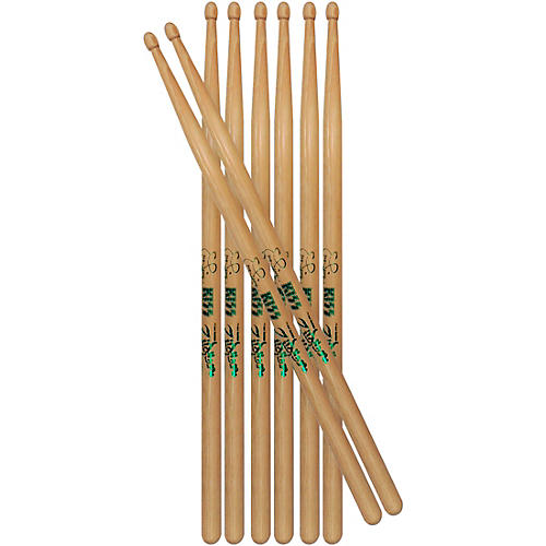 Zildjian Artist Series Eric Singer Drumsticks, Buy 3 Get 1 Free-thumbnail
