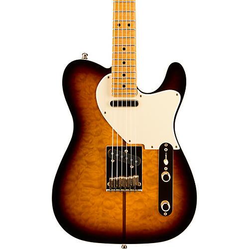 Fender Custom Shop Artist Series Merle Haggard Signature Telecaster Electric Guitar 2-Tone Sunburst