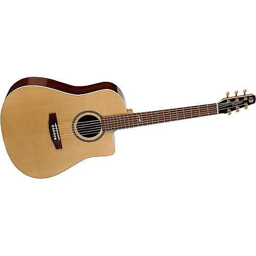 Seagull Artist Series Peppino D'Agostino Signature Cutaway Acoustic Guitar