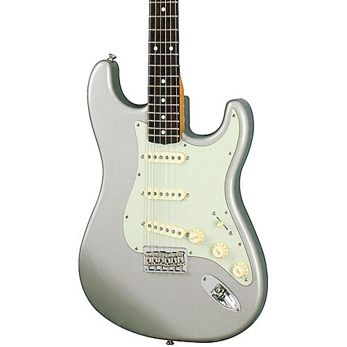 Fender Artist Series Robert Cray Stratocaster Electric Guitar Inca Silver