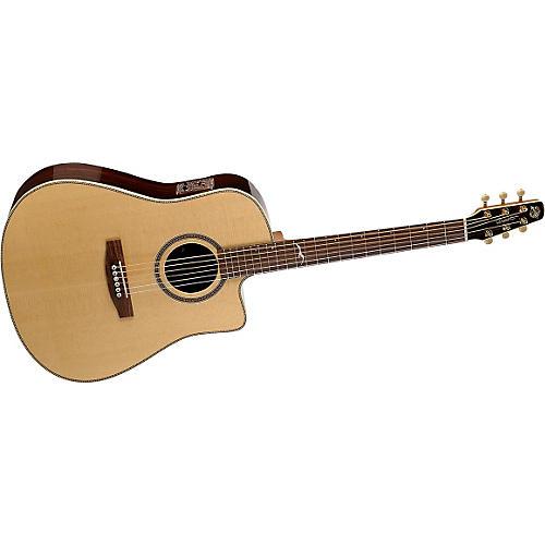 Seagull Artist Series Studio Cutaway i-Beam Duet Acoustic-Electric Guitar