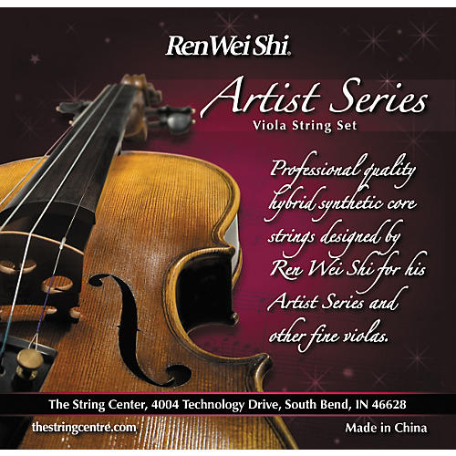 Ren Wei Shi Artist Viola String Set - 15