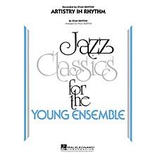 Hal Leonard Artistry in Rhythm Jazz Band Level 3 Arranged by Paul Murtha