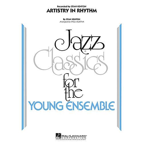 Hal Leonard Artistry in Rhythm Jazz Band Level 3 Arranged by Paul Murtha-thumbnail
