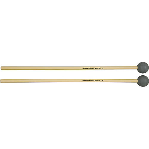 Grover Pro Artist's Choice Xylophone / Bell Mallets 1 1/8 in. Hard Pvc
