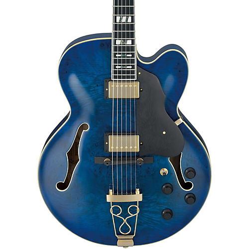 Ibanez Artstar Series AF255BM Hollowbody Electric Guitar Blue Lagoon