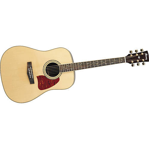 Ibanez Artwood AW40 Dreadnought Acoustic Guitar with Solid Sitka Spruce Top