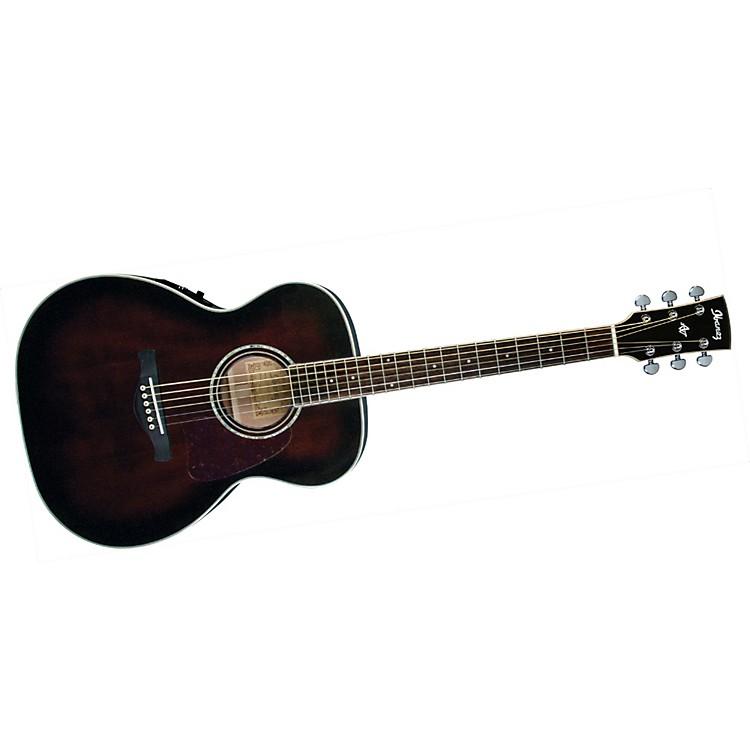IbanezArtwood Series AC300EDVS Acoustic-Electric Guitar