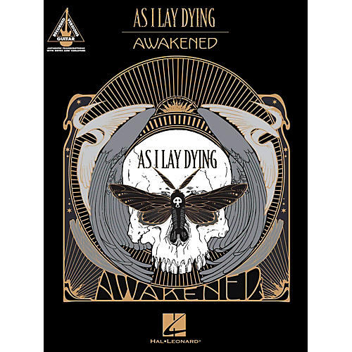 Hal Leonard As I Lay Dying - Awakened-thumbnail