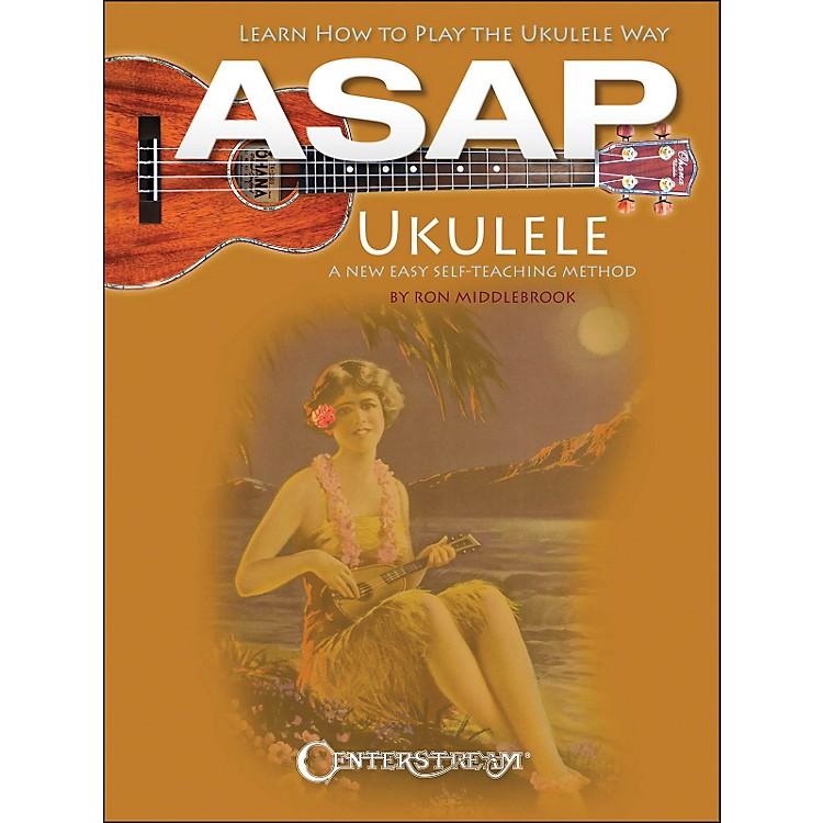 Centerstream PublishingAsap Ukulele : Learn To Play The Ukulele Way: A New Easy Self-Teaching Method (Book)