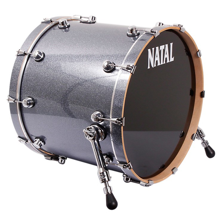 Natal Drums Ash Series Bass Drum