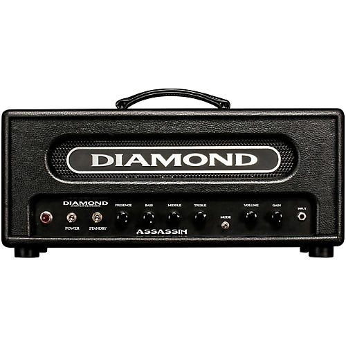 Diamond Amplification Assassin Vanguard Series 22W Tube Guitar Amp Head-thumbnail