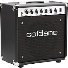 Soldano Astroverb 112 1x12 Tube Guitar Combo Amp Level 1 Black