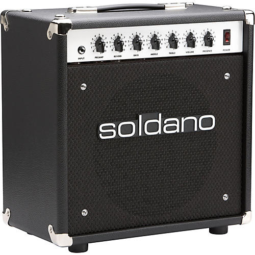 Soldano Astroverb 112 1x12 Tube Guitar Combo Amp-thumbnail