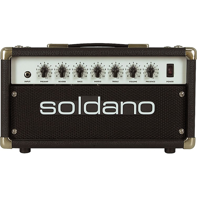 Soldano Astroverb 16 Single-Channel Tube Amp Head