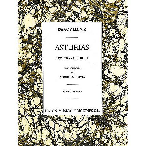 Union Musicale Asturias (Leyenda · Preludio) Music Sales America Series-thumbnail