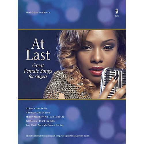 Music Minus One At Last Music Minus One Series Softcover with CD-thumbnail