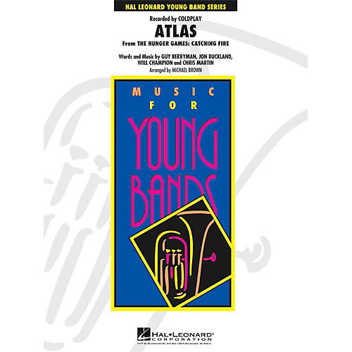 Hal Leonard Atlas (From The Hunger Games: Catching Fire) - Young Concert Band Level 3-thumbnail