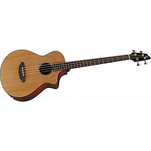 Breedlove Atlas Series Passport B35 Short Scale Concert Bass Acoustic-Electric Guitar