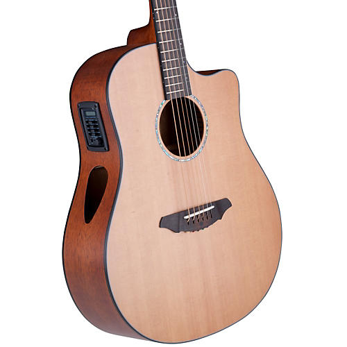 Breedlove Atlas Series Solo D350/CMe Dreadnought Acoustic-Electric Guitar