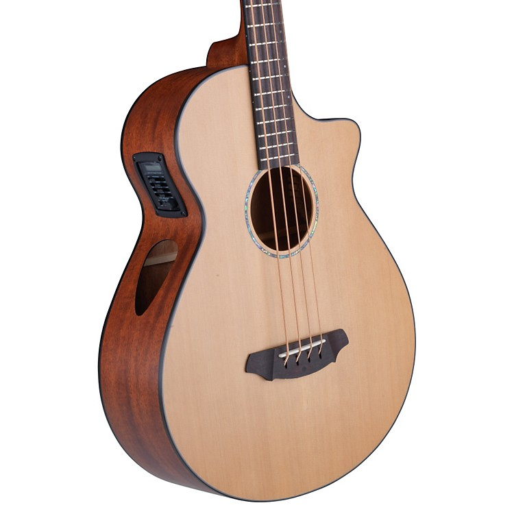 Breedlove Atlas Solo BJ350/CMe4 Acoustic-Electric Bass
