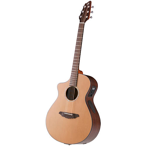 Breedlove Atlas Solo C350/CRe, Acoustic-Electric Guitar Left Handed