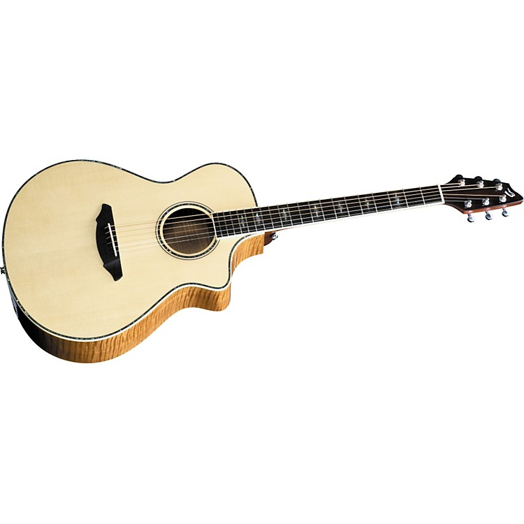 BreedloveAtlas Stage Series C250/EF Concert Acoustic-Electric Guitar