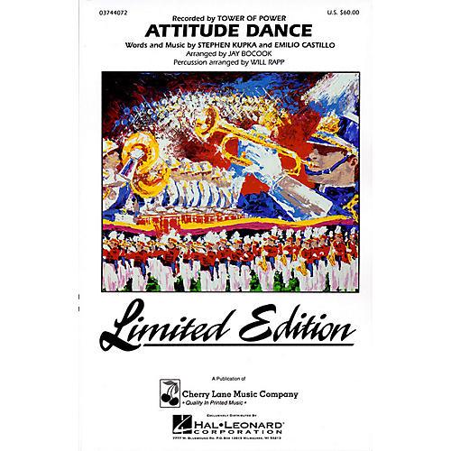 Cherry Lane Attitude Dance Marching Band Level 4 Arranged by Jay Bocook-thumbnail
