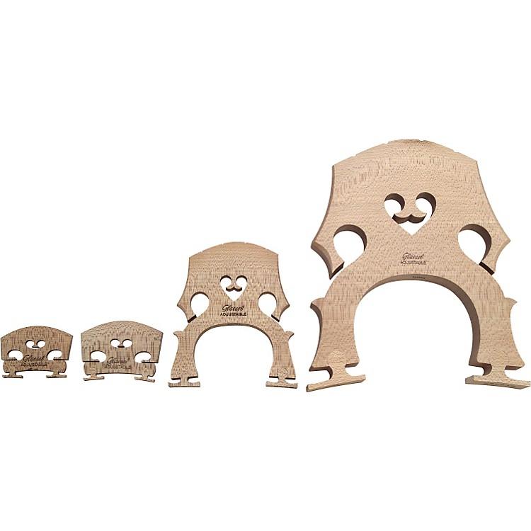 The String CentreAubert Adjustable Violin Bridge4/4,Medium