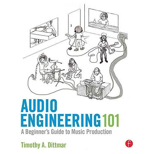 Hal Leonard Audio Engineering 101: A Beginner's Guide to Music Production-thumbnail