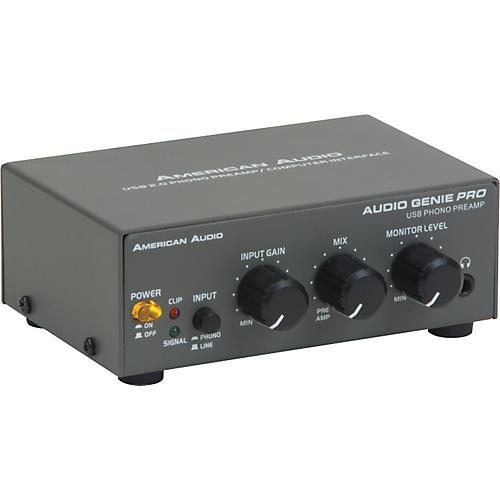 American Audio Audio Genie Pro USB Phono Interface-thumbnail