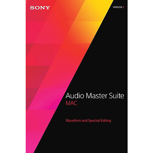 Magix Audio Master Suite 2 - Mac Software Download